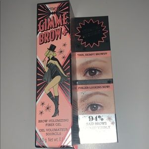 Benefit gimme brow in shade 3